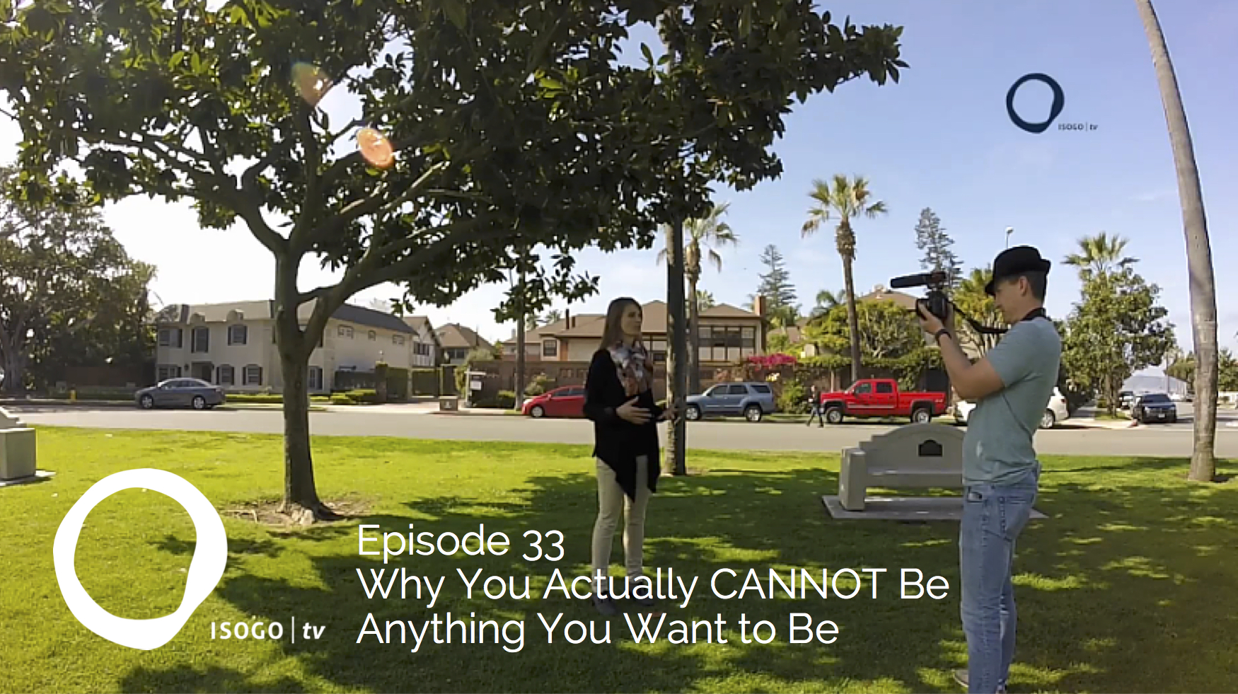Why You Actually CANNOT Be Anything You Want to Be | Isogo TV Episode 33