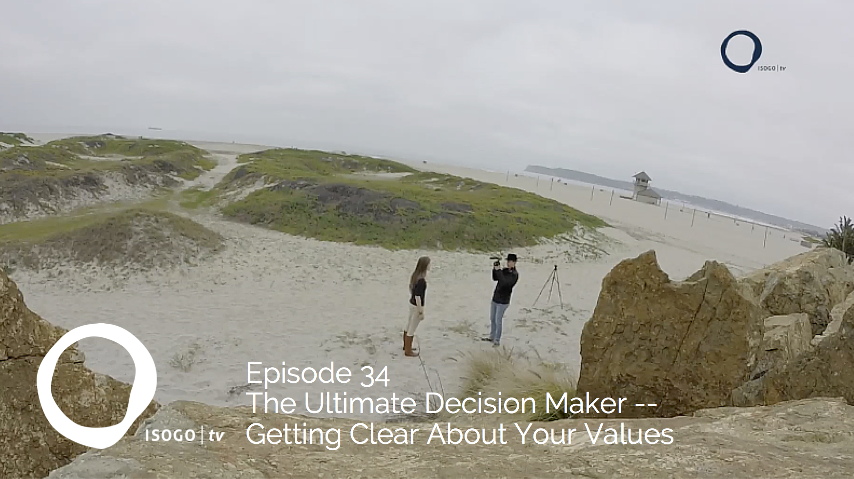 The Ultimate Decision Maker—Getting Clear About Your Values   Isogo TV Episode 34