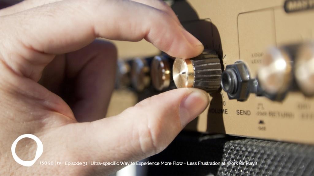 StrengthsFinder Volume Dials