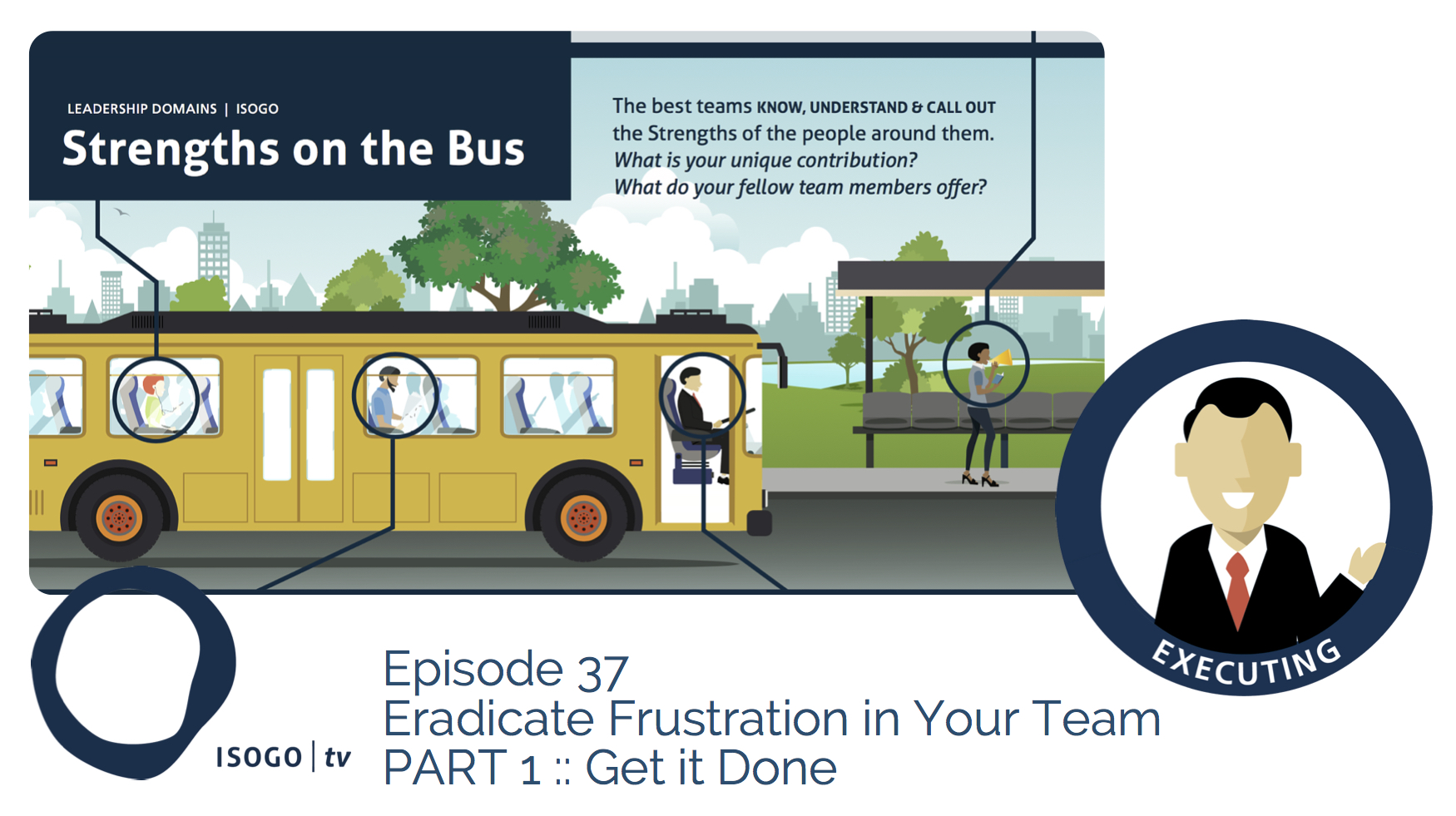 Eradicate Frustration in Your Team Part 1 :: Get It Done | Isogo TV Episode 37