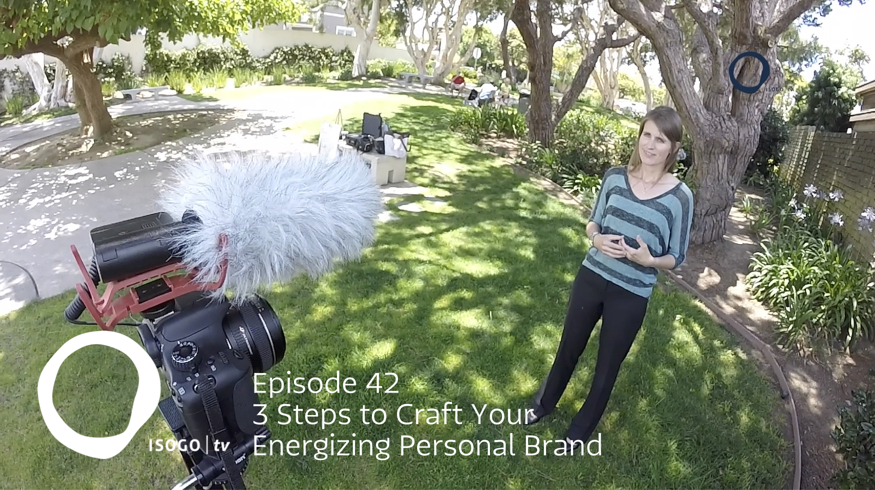 3 Steps to Craft Your Energizing Personal Brand | Isogo TV Episode 42