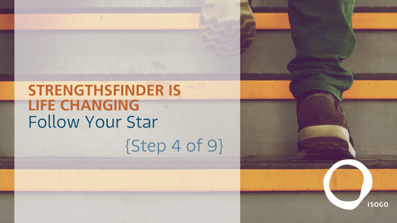 StrengthsFinder is Life Changing | Follow Your Star {Step 4 of 9}