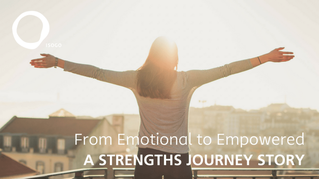 StrengthsFinder Strengths Journey Feature