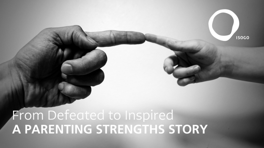 StrengthsFinder Defeated to Inspired