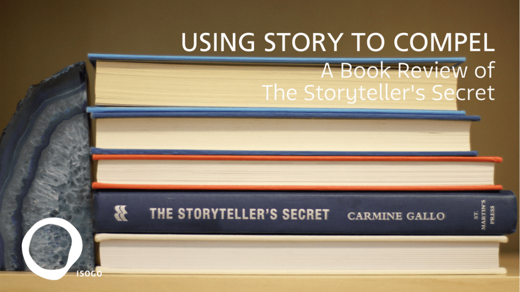StrengthsFinder Isogo Storyteller's Review