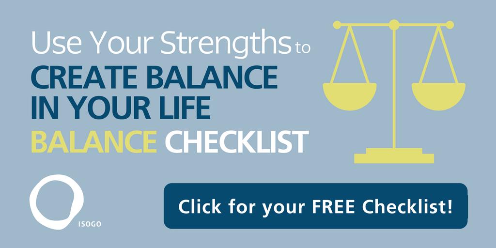 Balance Checklist Ad Image