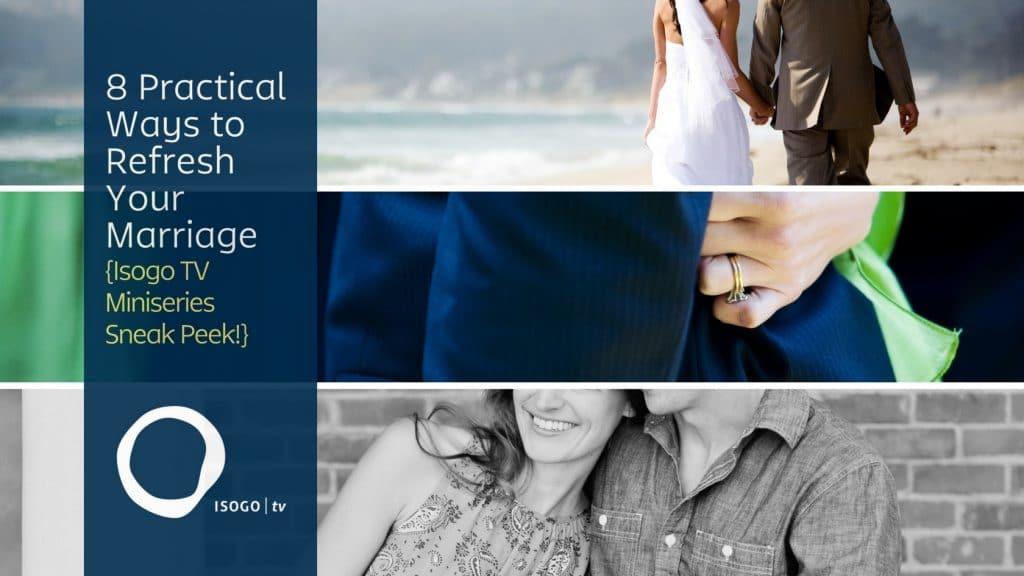 StrengthsFinder IsogoTV Marriage Series Sneak Peak