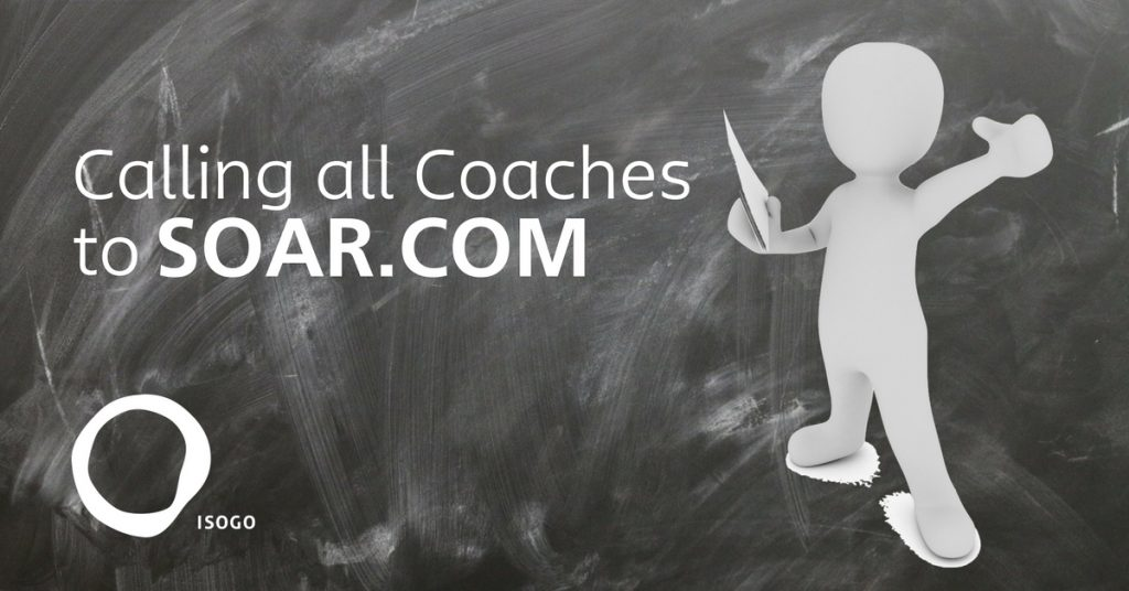 Coach sign up for soar