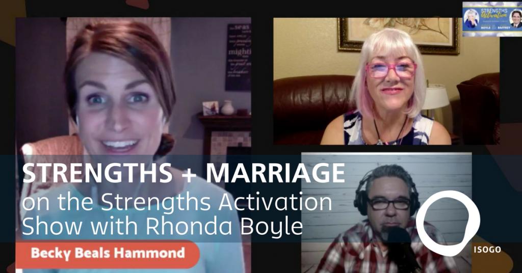 strengths marriage interview rhonda boyle