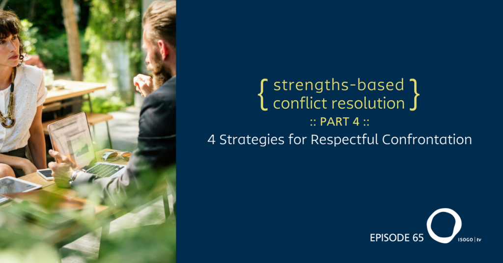 strengths finder isogotv ep65
