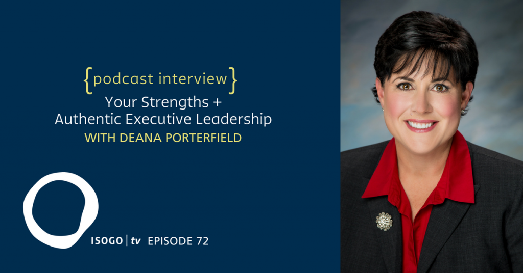 strengths finder episode 72 feature deana porterfield