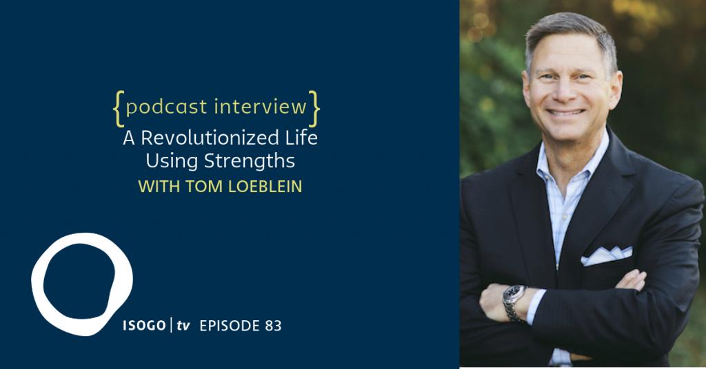 IsogoTV epsiode 83 Tom Loeblein interview