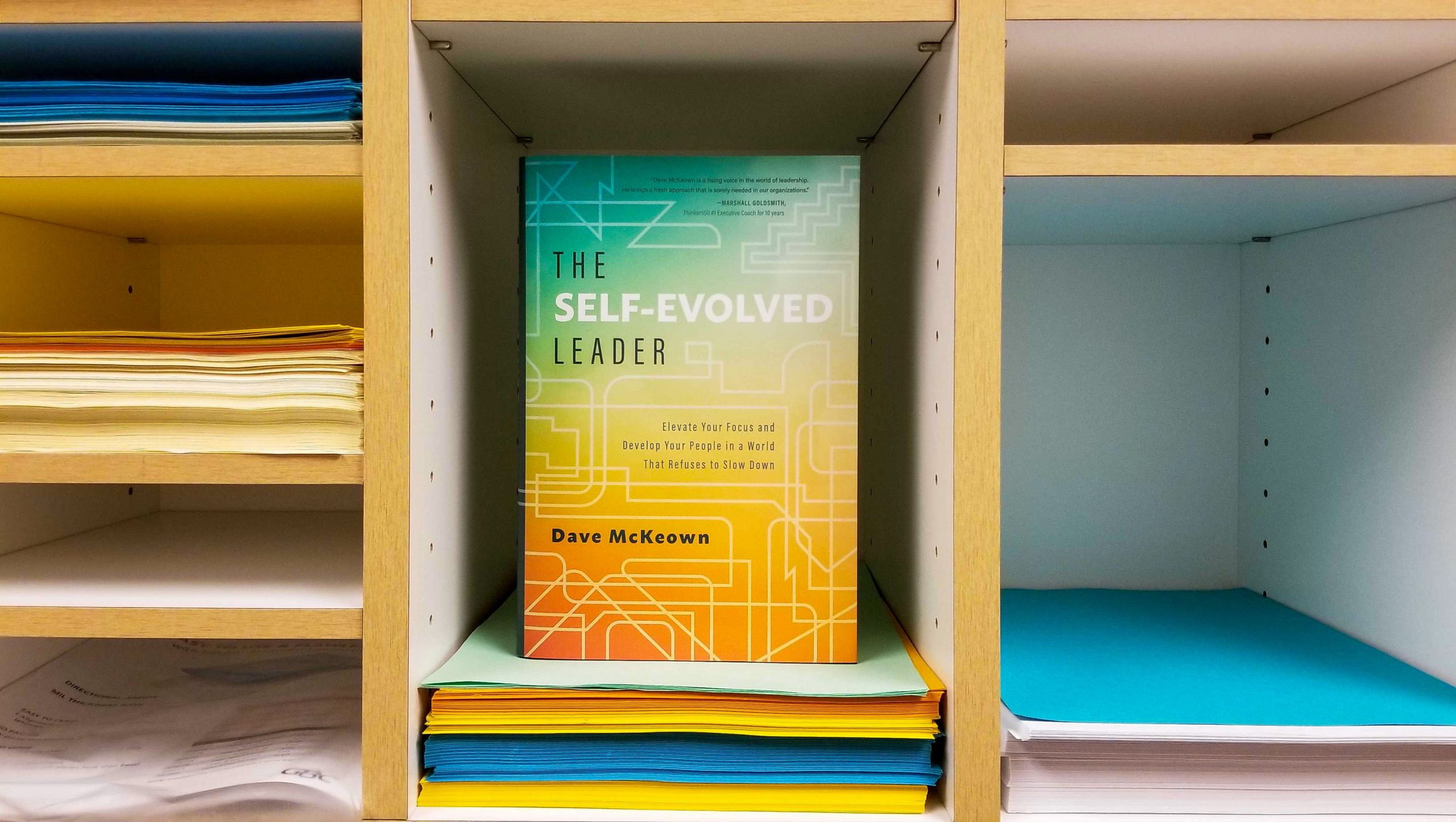 The Self-Evolved Leader by Dave McKweon {Book Review – New Release!}
