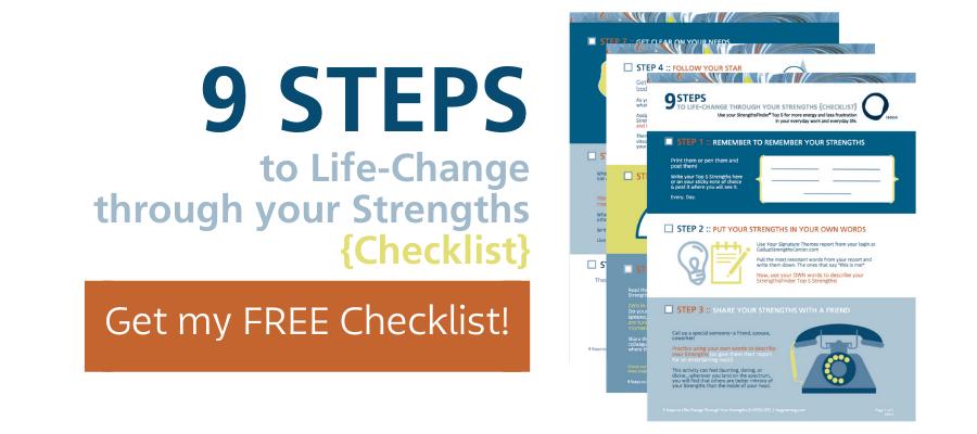 wellbeing ep 126_9 steps checklist