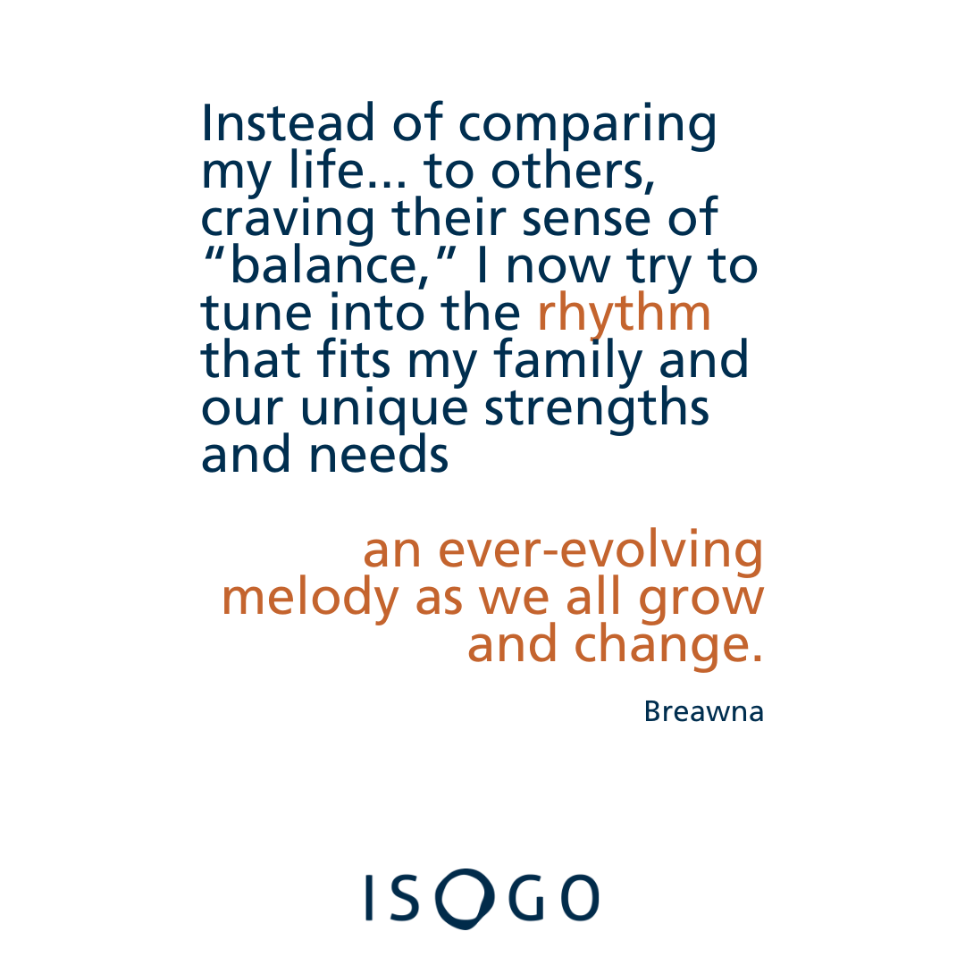 balance revisited quote